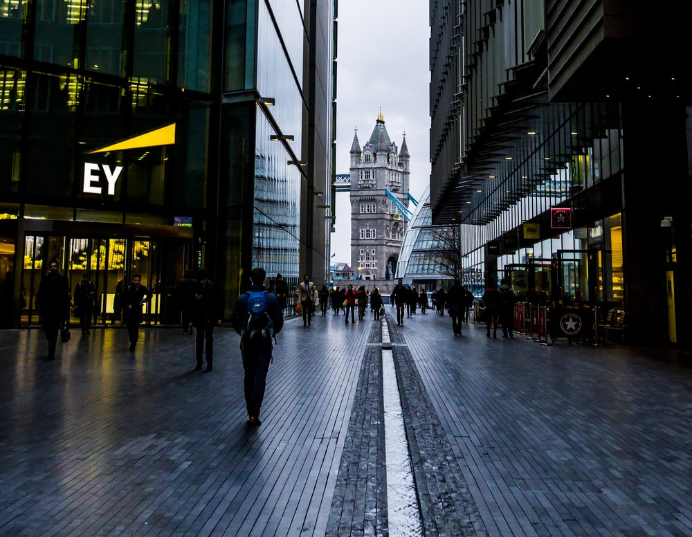 EY failed to report suspicious activity to money laundering authorities