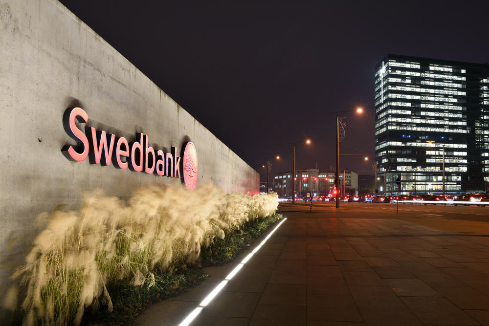 Swedbank is being probed by the  European Central Bank and U.S. Authorities