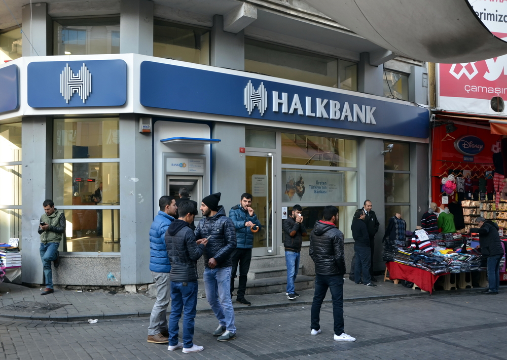 DOJ charges Turkish Bank over scheme to evade Iran sanctions